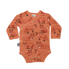 Baba Box - Baby Gift Box - Woodland Fox Bodysuit