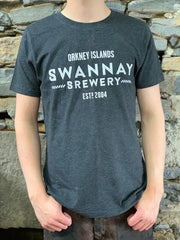 Swannay Brewery est. 2004 t-shirt