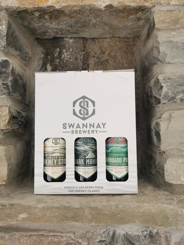 Swannay Brewery Bottle Gift Boxes