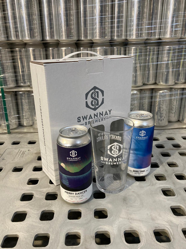 Swannay Brewery Can Gift Boxes