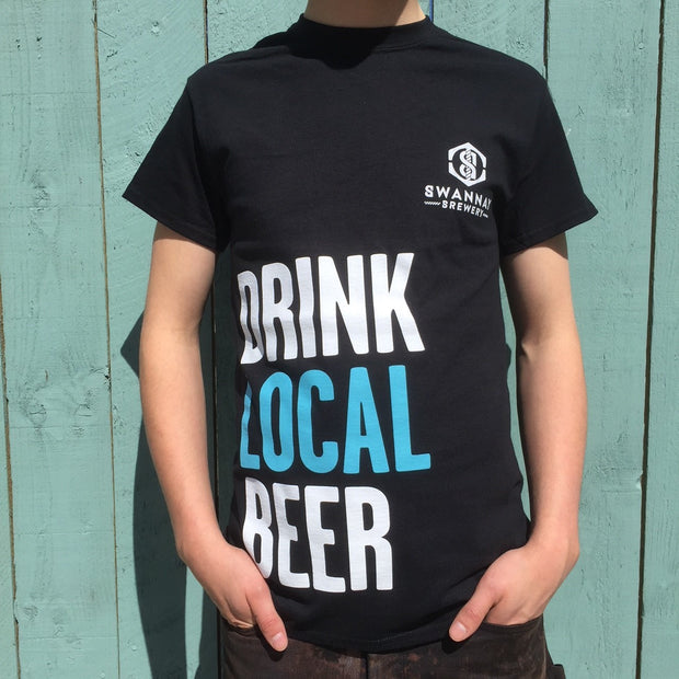 *SALE* Drink local beer t-shirt