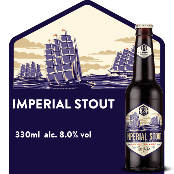 *SALE* Imperial Stout (OOD)