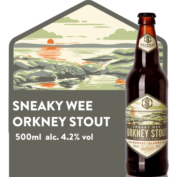 Sneaky Wee Orkney Stout