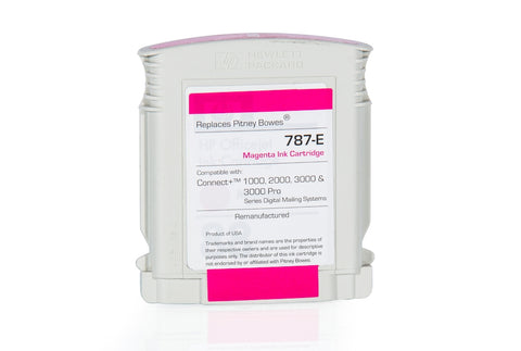 (Item #787-E) Magenta Ink Cartridge (Standard) for SendPro™ P / Connect+® Series