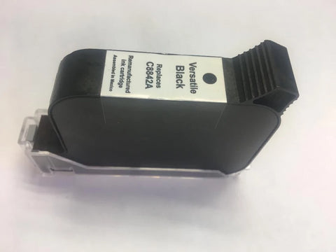 HP C8842A - Versatile Black Pigment Fast Dry Ink