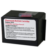 Ink Cartridge Pitney Bows DM300c (765-9) Red