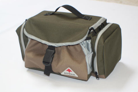Medium Softside Tackle Bag with utility boxes - CLEARANCE