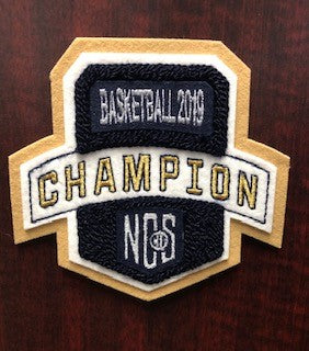 Basketball Champion Patch