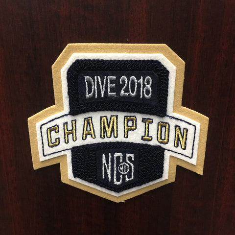 Dive Champion Patch