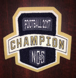 Football Champion Patch