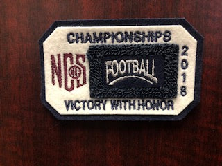 Football Championships Patch