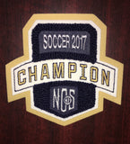 Soccer Champion Patch