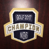 Golf Champion Patch