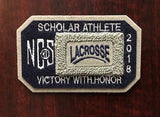 Lacrosse Scholar Athlete Patch