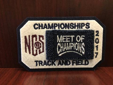 Meet of Champions Championship Patch
