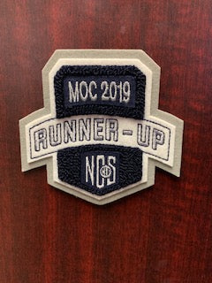 Meet of Champions (MOC) Runner-Up Patch