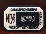 Water Polo Championships Patch