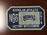 Water Polo Scholar Athlete Patch
