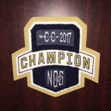 Cross Country Champion Patch