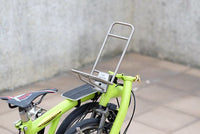 H+H Titanium Front Rack for Brompton Bicycle