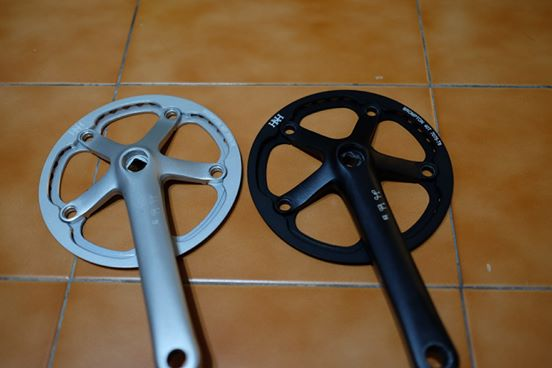 H/&H 7075 Aluminium Chain-Guard Chainring 40T BCD130 for Brompton Bicycle