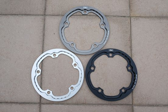 H&H 7075 Aluminium Chain-Guard Chainring BCD130 for Brompton Bicycle