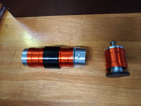 Air Pressure Suspension Block Set for Birdy Folding Bicycle