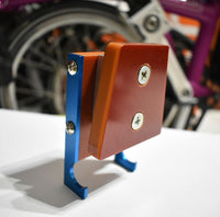 Helmet and Bag Wall Hanger for Brompton Bicycle