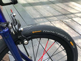 Continental 16 x 1.35 Inch 35-349 Contact Urban Tyre for Brompton Bicycle