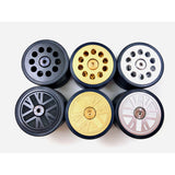 F+ 46mm x 16mm Eazy Wheels for Brompton Bicycle