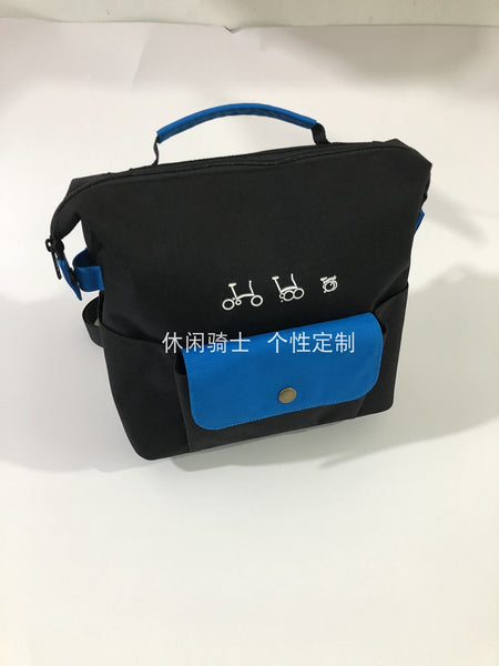 F4 Mini Front Bag for Brompton Bicycle