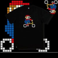 F+ Mario Brompton Bicycle T-Shirt