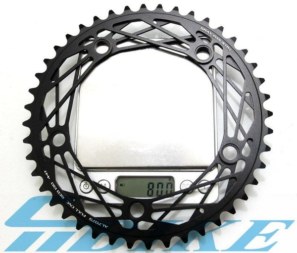H/&H 7075 40T 56T Chainring Chain Guard Cover BCD 130 Brompton