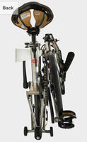 F4 Wall Mounted Rack for Brompton Bicycle