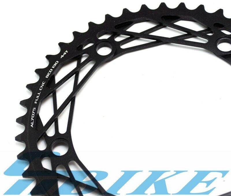 ACE 7075 Aluminium CNC BCD130 44T Bicycle Chainring for Single Speed Fixed Gear