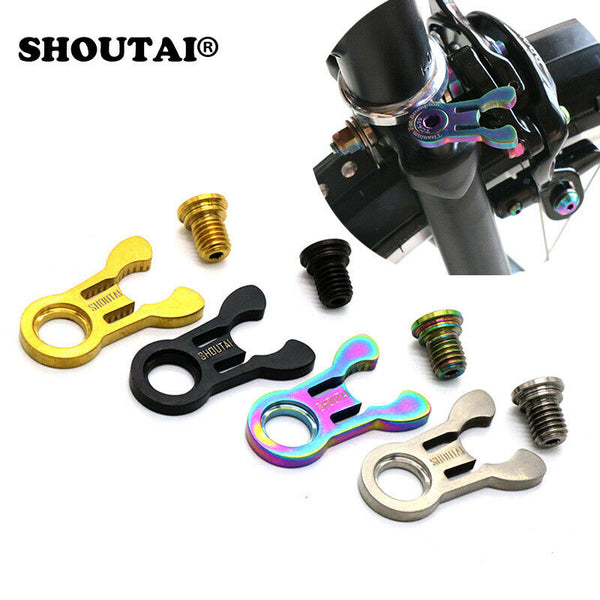 Shoutai TC4 GR5 Stem Catcher for Brompton Bicycle