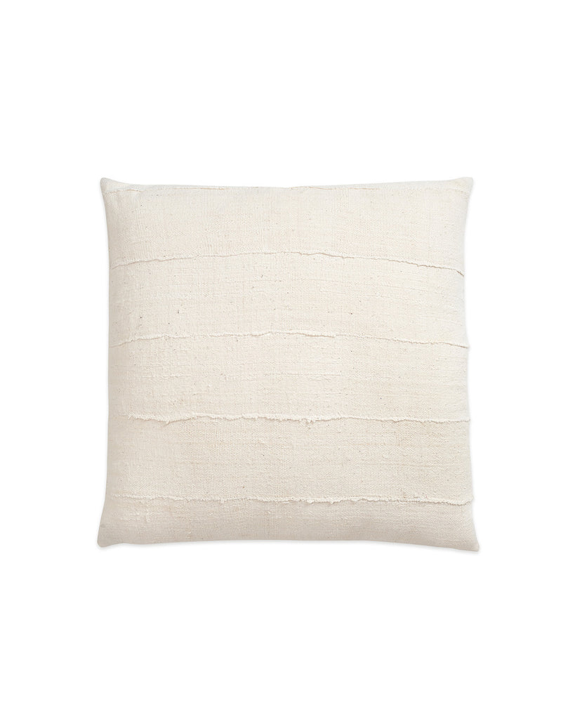 Mud Cloth & Linen Extra Large Pillow