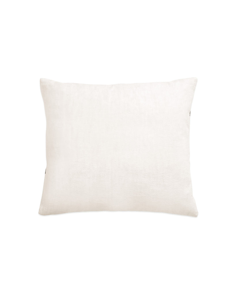 Moroccan Berber & Linen Large Pillow