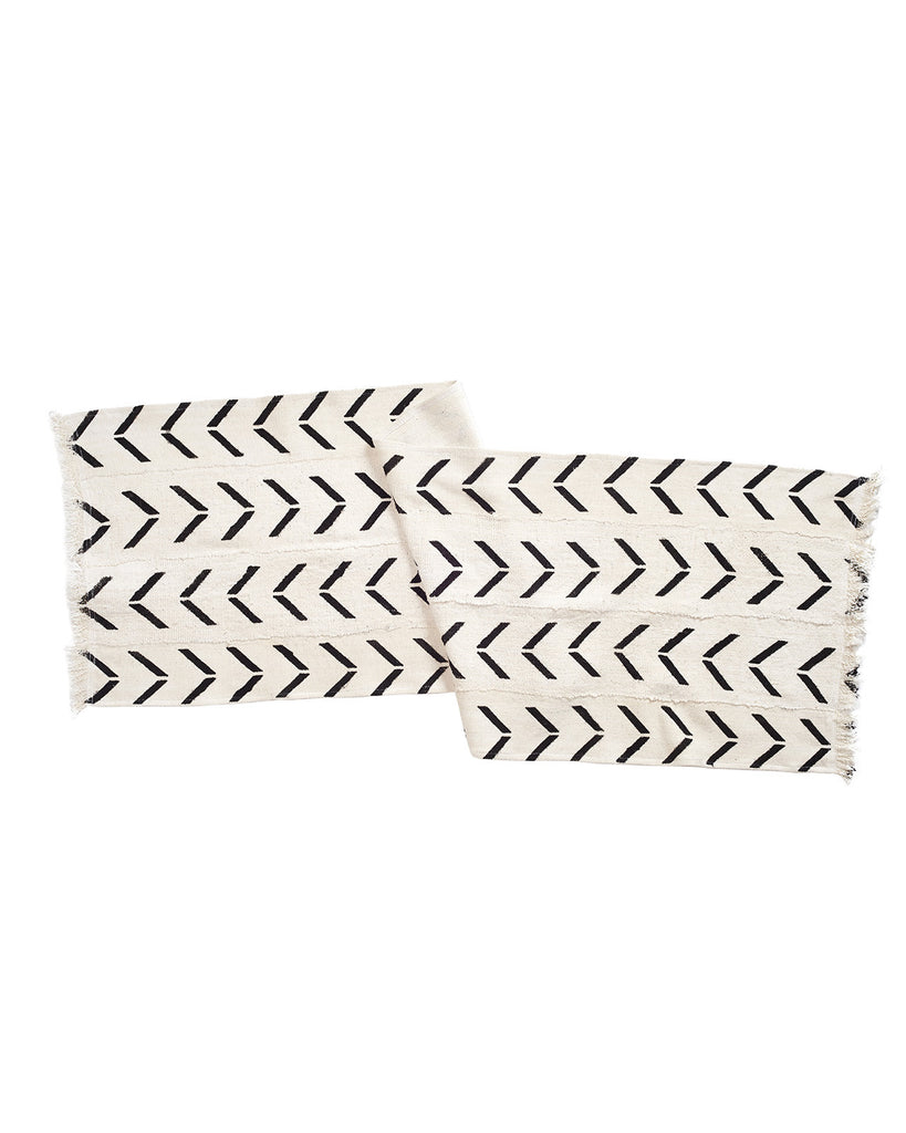 Tribal Mud Cloth Table Runner