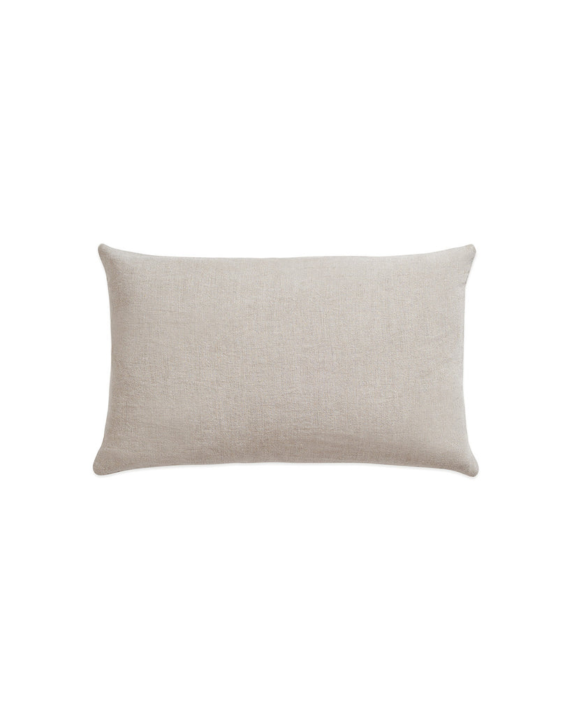 Mud Cloth & Flax Linen Pillow