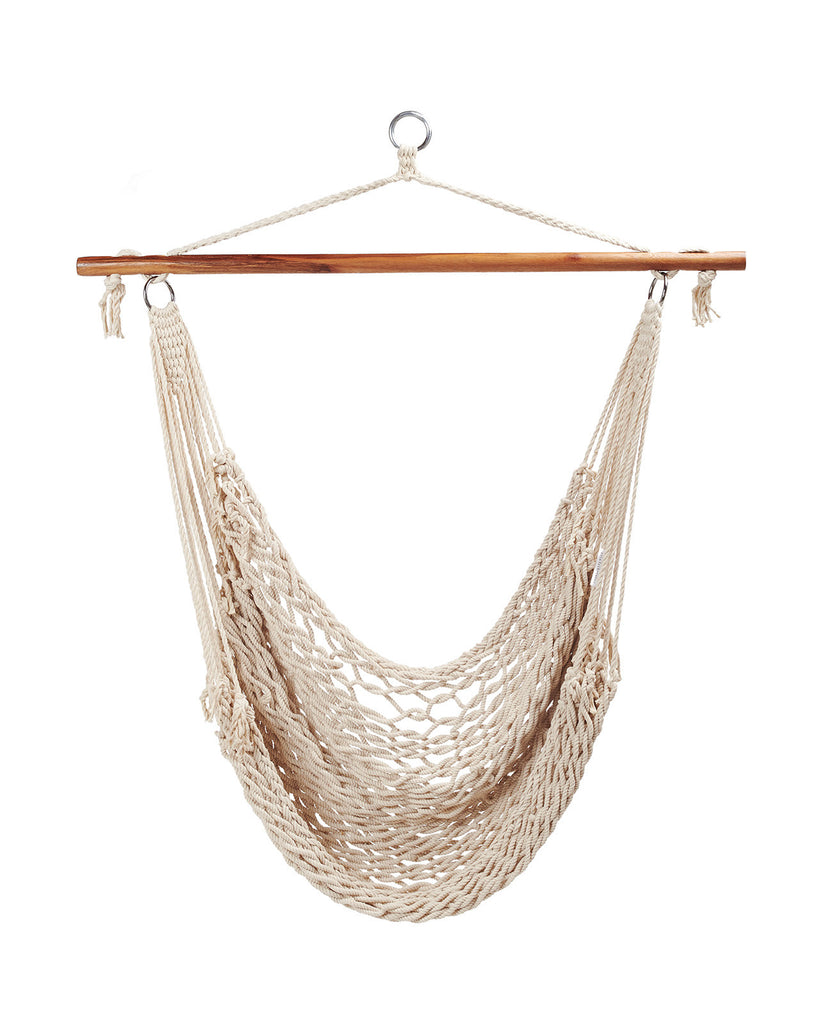 Cotton Rope Hammock Chair
