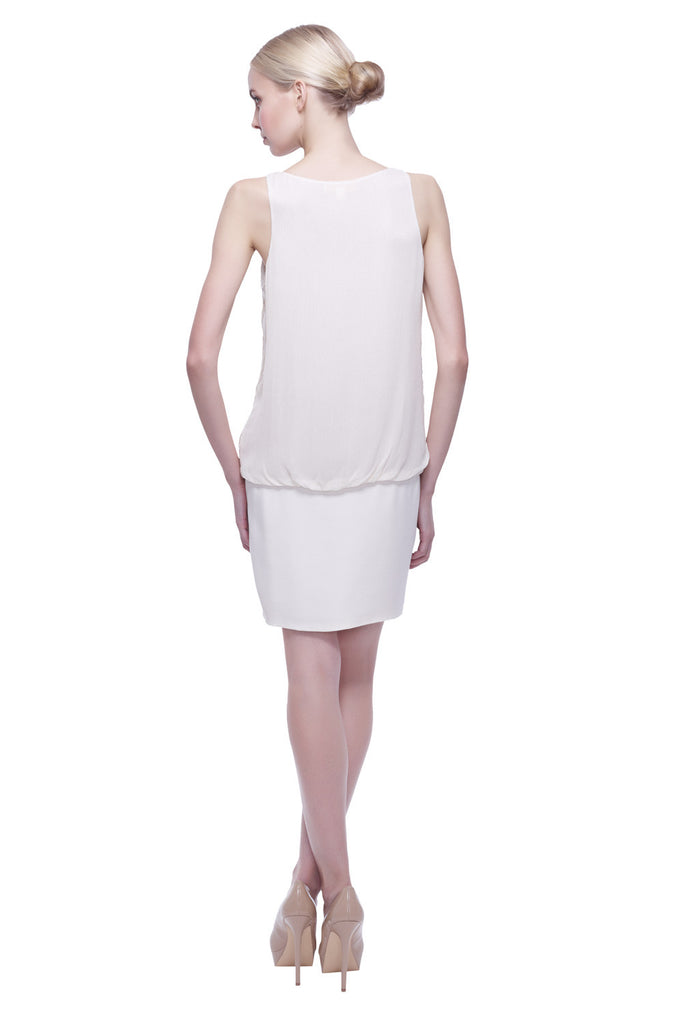Blouson Tank Dress