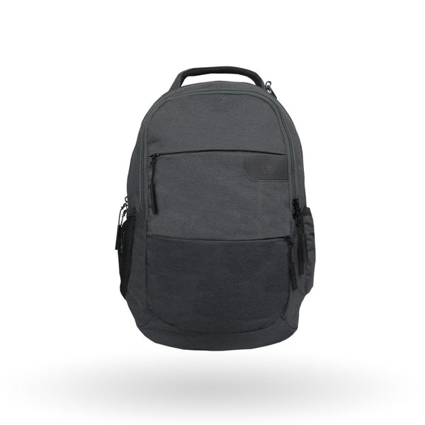 "Mochila Swissgear Joey, para laptop de 15"", 2731424409, color gris, tecnología Air Flow"