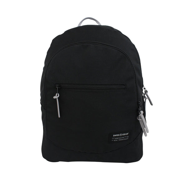 "Mochila porta laptop Swissgear Emys, para laptop de 14"", 2821202407, color negro, tecnología Air Flow"