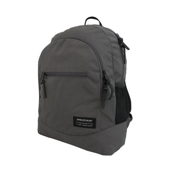 "Mochila porta laptop Swissgear Emys, para laptop de 14"", 2821454406, color gris, tecnología Air Flow"
