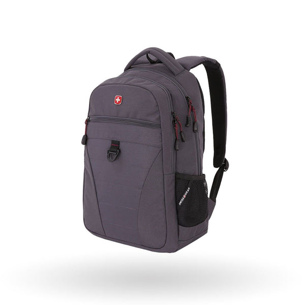 "Mochila Swissgear Grayish, para laptop de 14"", 5587444408, color gris, tecnología Air Flow"