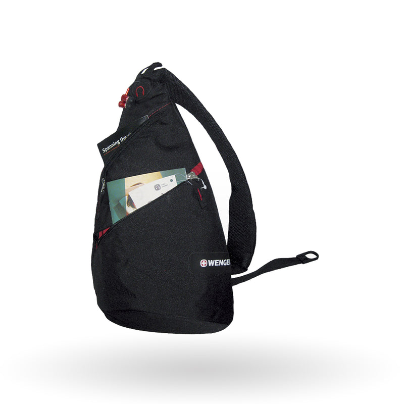 Bandolera mini Wenger Black
