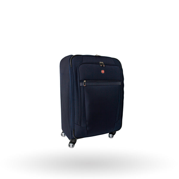 "Maleta de Viaje de Cabina Swiss Gear, Modelo Cambridge Suave, 19"", WGR6561333154, Color Azul"