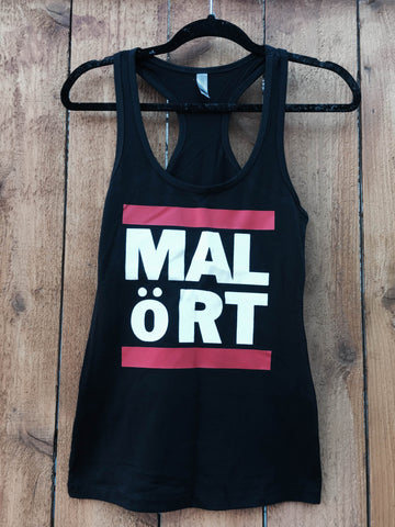 Women's Rap Malört Umlaut Tank Top