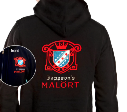 The Classic Malört hoodie! It's Back!